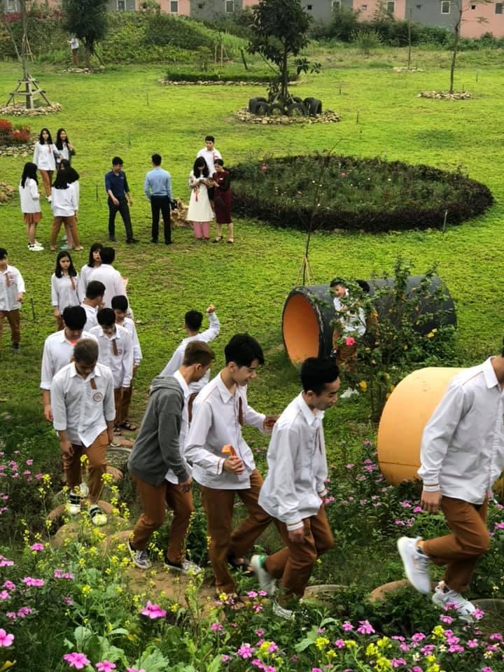 Vườn trường