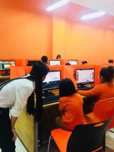 Phòng máy tính